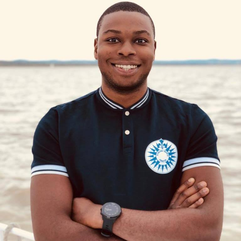 Co-founder of SailSterling Richard Osei
