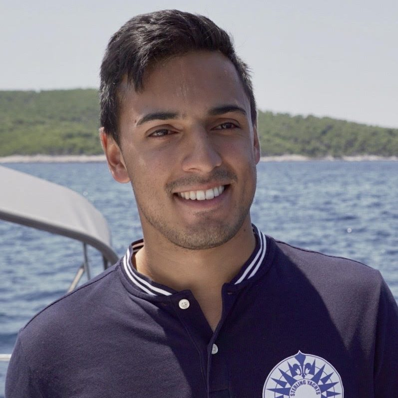 Kiran Fothergill, Co-founder of SailSterling