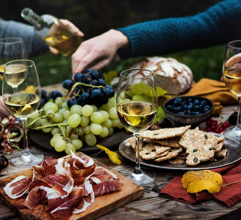 The diversity of Croatia can also be seen in the food and drinks on offer