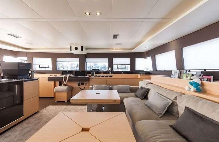 Lagoon 63 Luxury Greece Yacht Charter