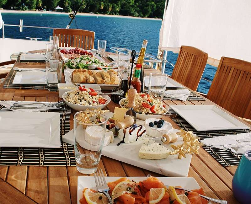 Lunch Greece